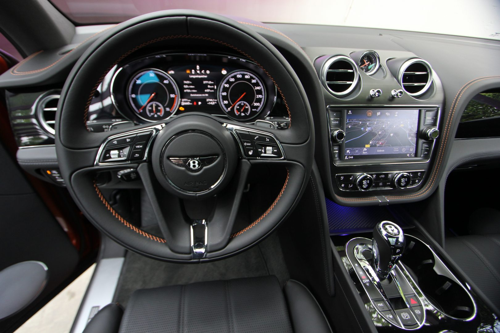 AIL Bentley Bentayga RSE Carbon Paket V8 6
