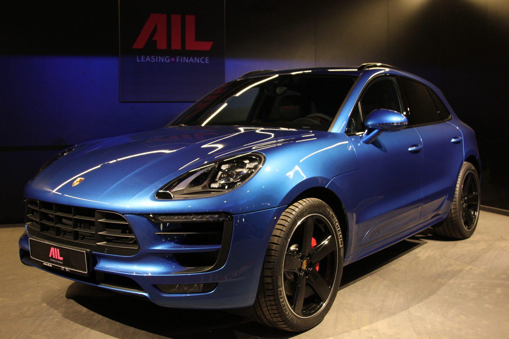 AIL Porsche Macan GTS Carbon Paket  12