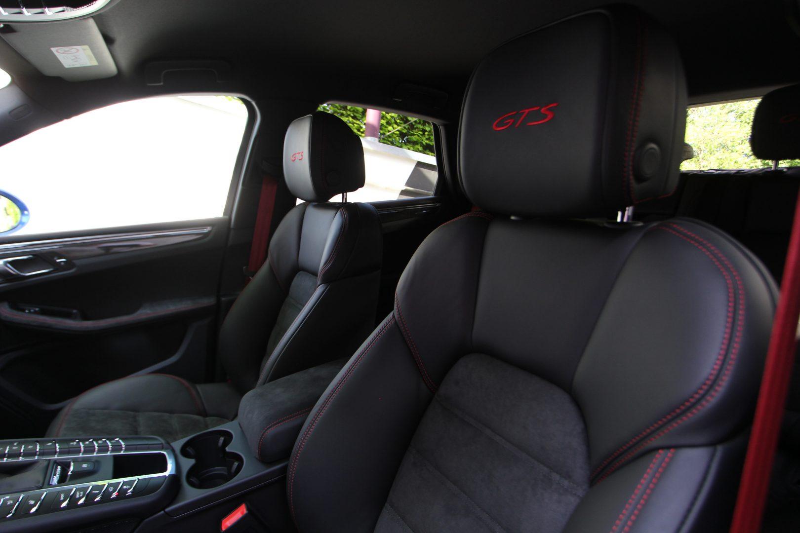 AIL Porsche Macan GTS Carbon Paket  3