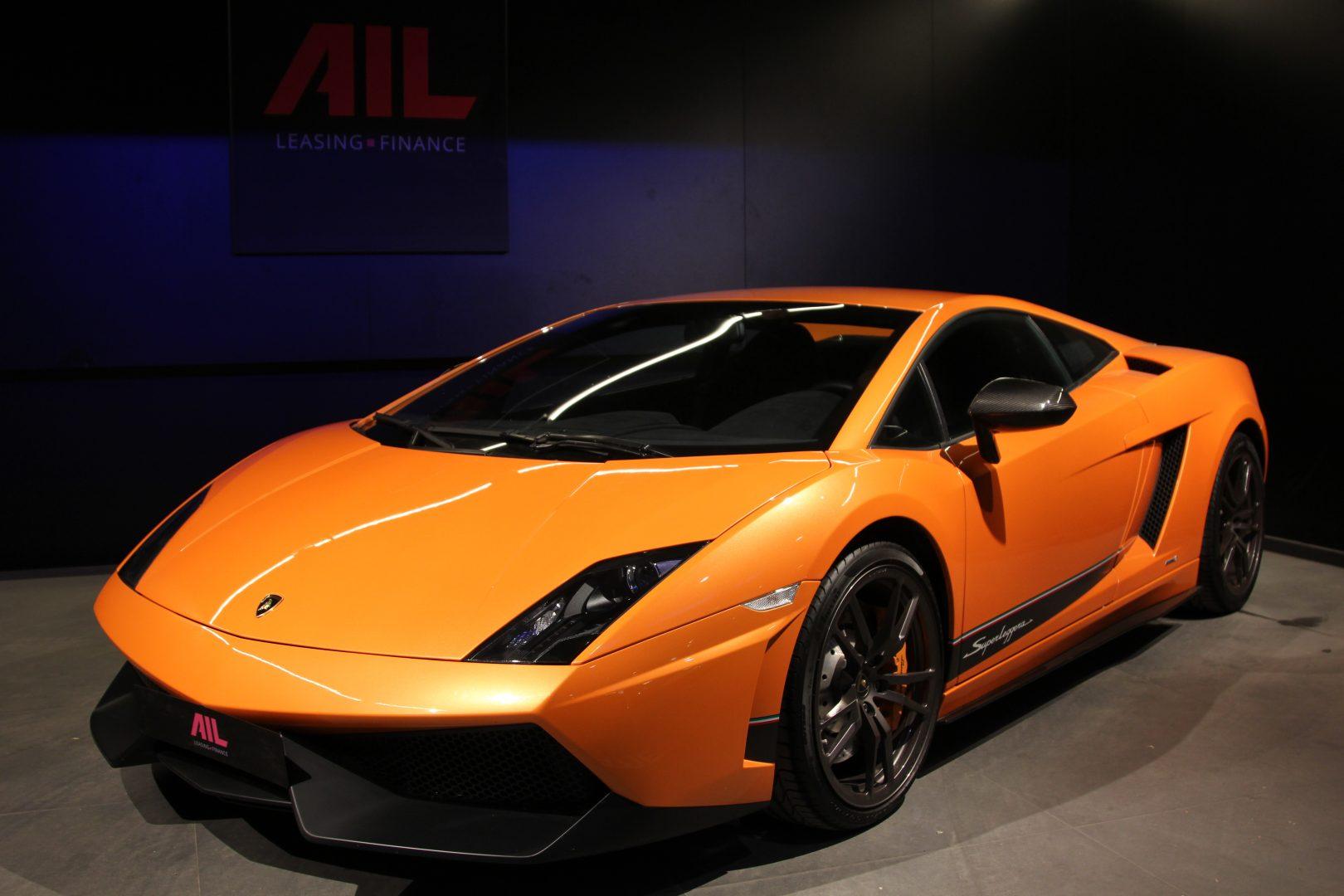 AIL Lamborghini Gallardo LP570-4 Superleggera  12