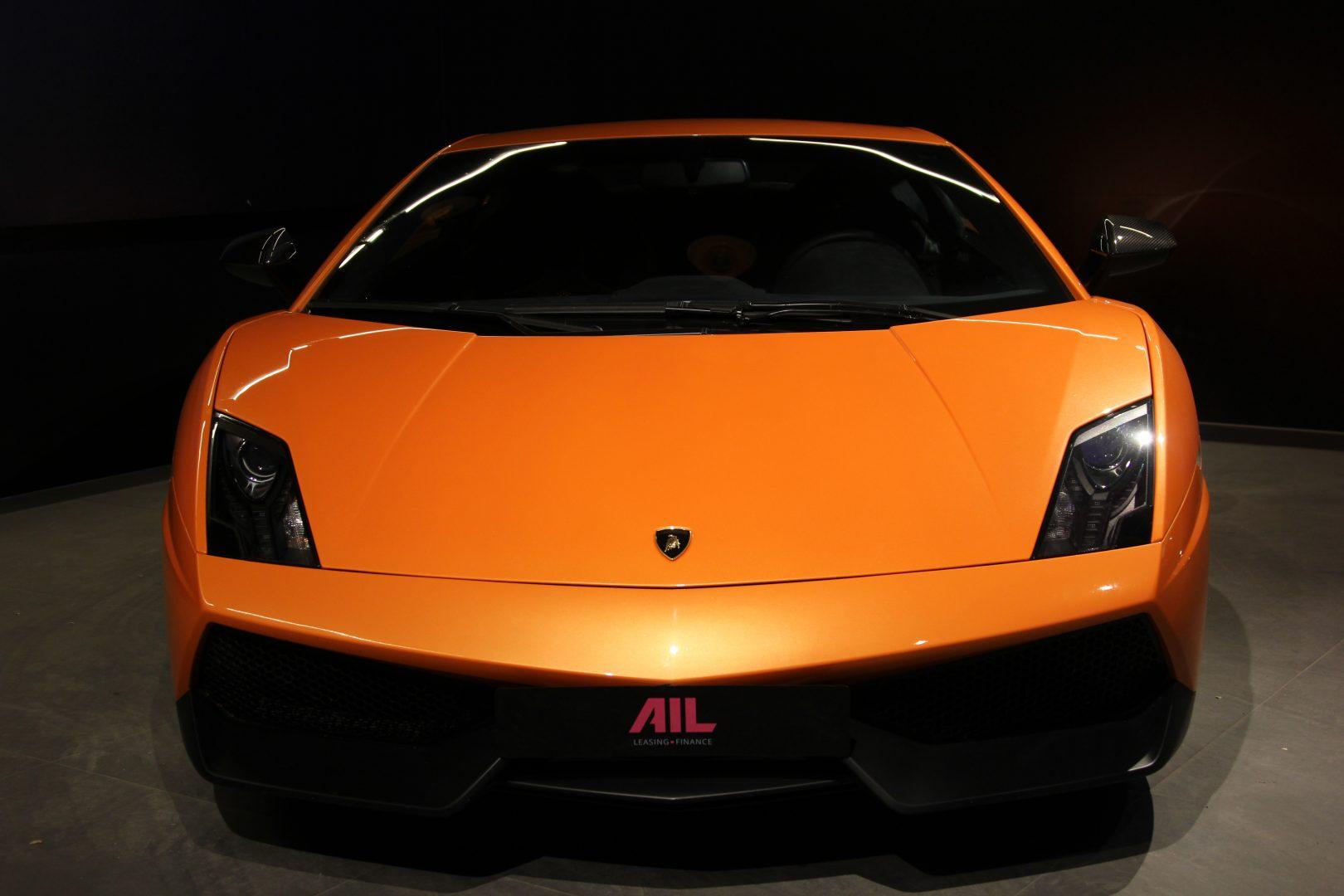 AIL Lamborghini Gallardo LP570-4 Superleggera  8