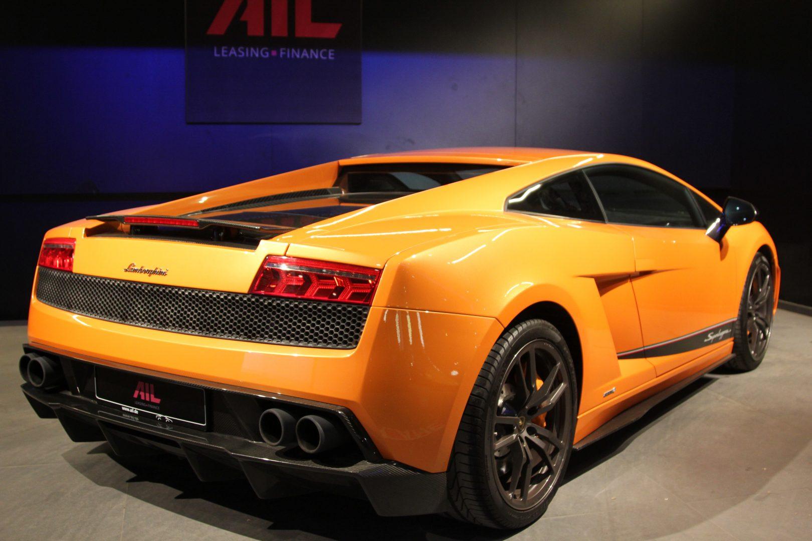 AIL Lamborghini Gallardo LP570-4 Superleggera  1