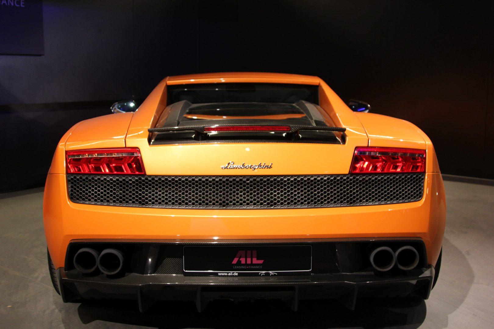 AIL Lamborghini Gallardo LP570-4 Superleggera  6