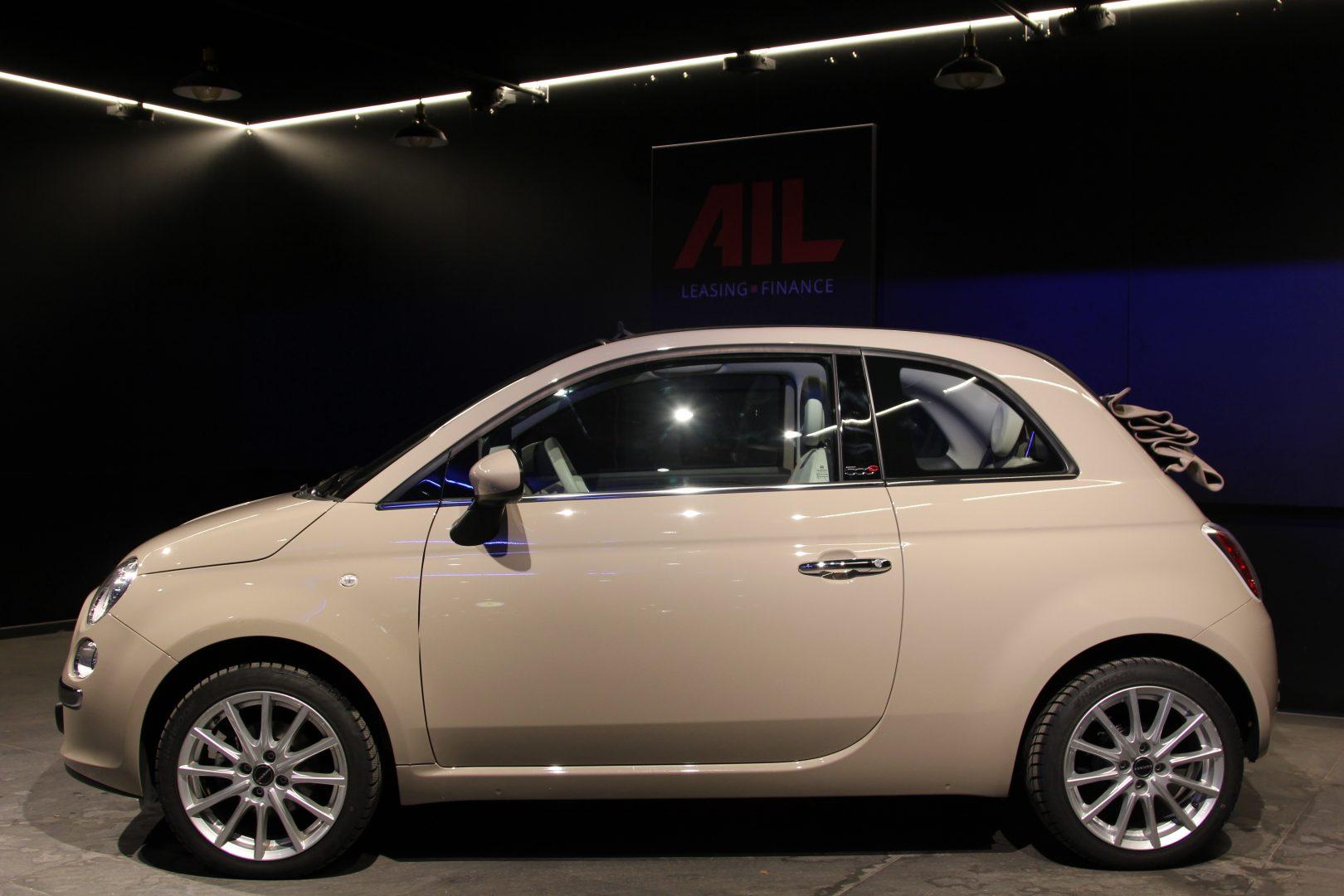 AIL Fiat 500 Cabrio Lounge 5