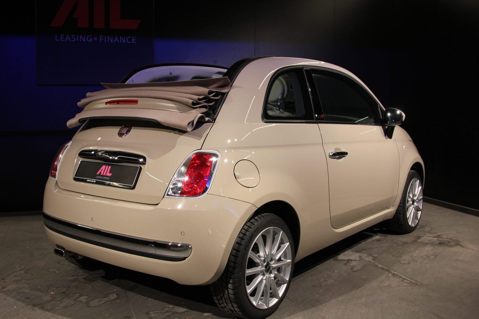 AIL Fiat 500 Cabrio Lounge 7