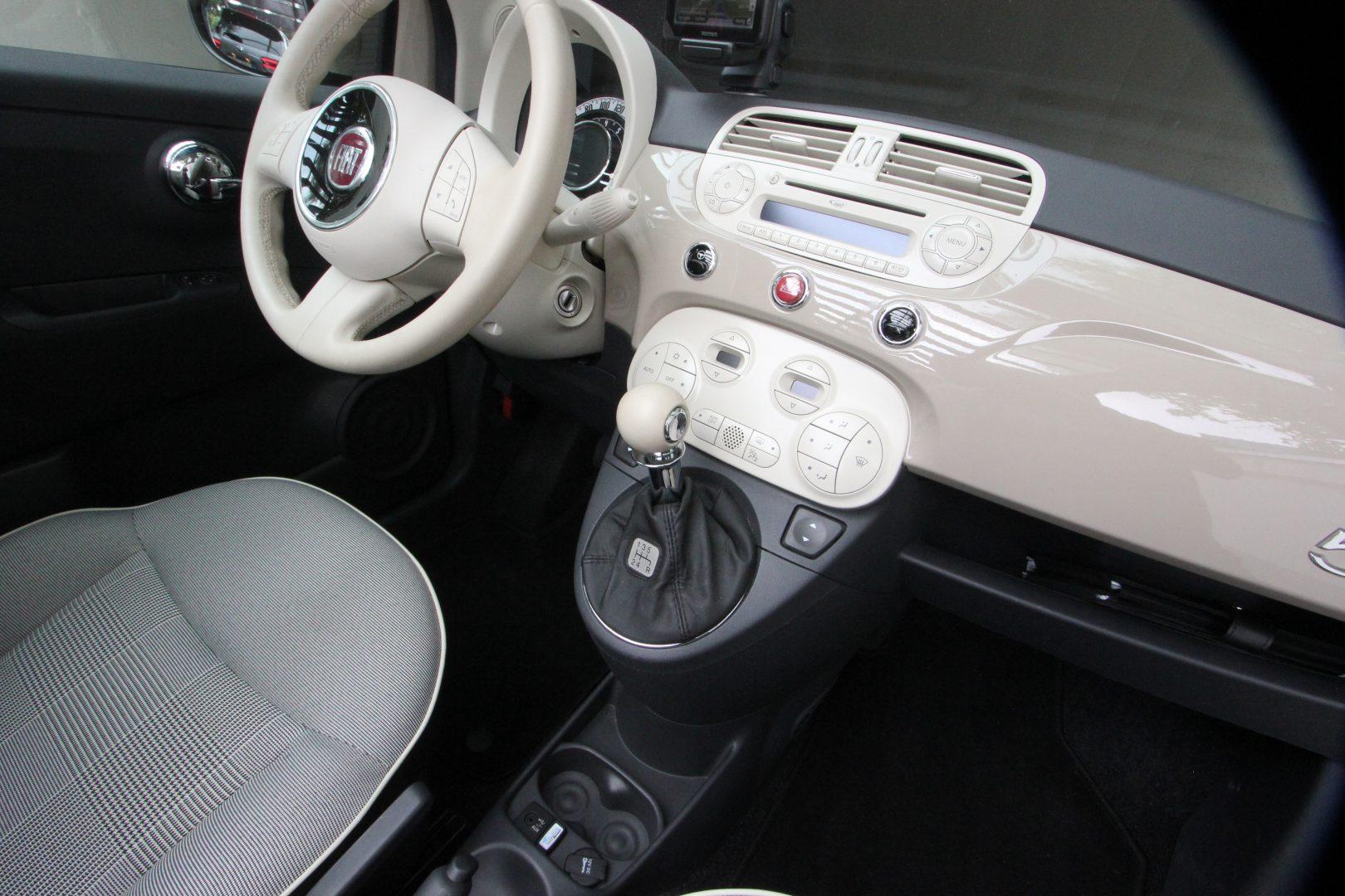 AIL Fiat 500 Cabrio Lounge 8