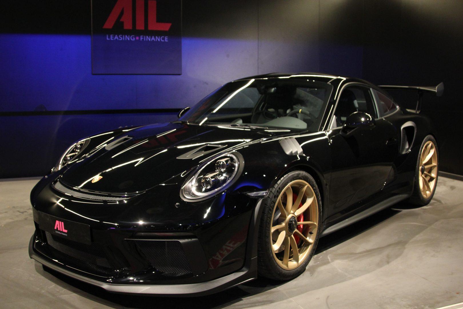 AIL Porsche 911 991 GT3 RS 4.0 Facelift LED 9