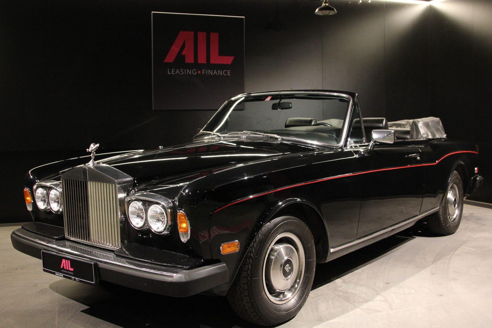 AIL Rolls Royce Corniche I Cabrio  12