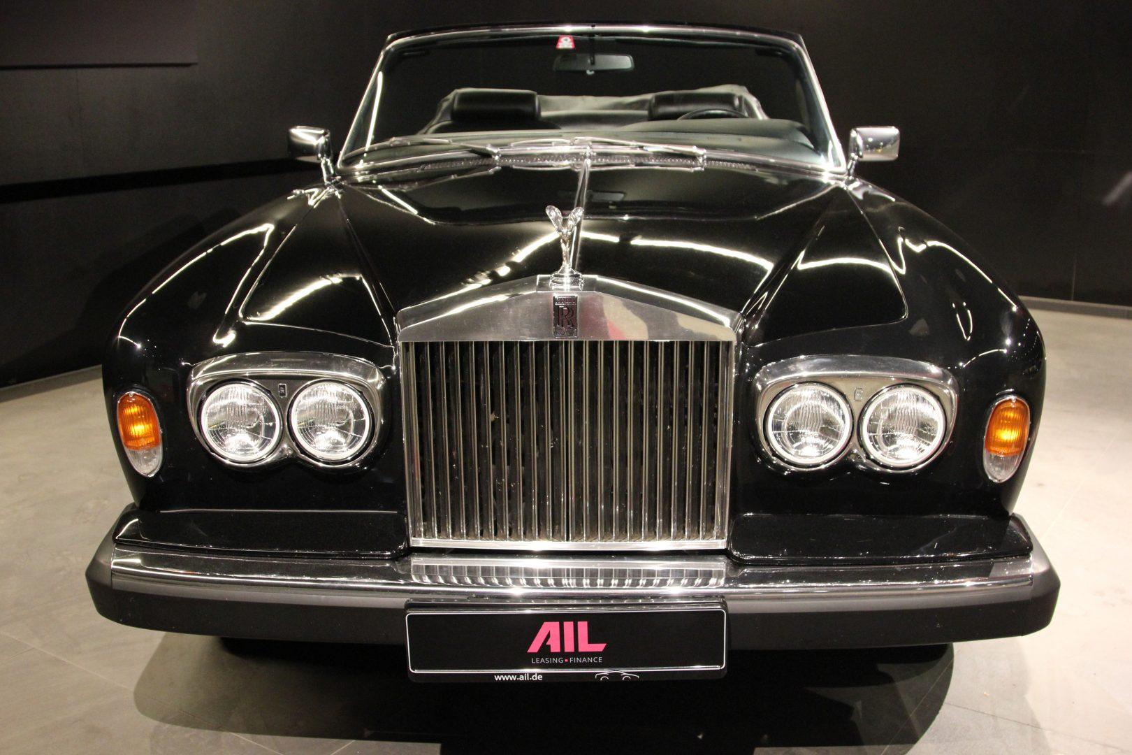 AIL Rolls Royce Corniche I Cabrio  1