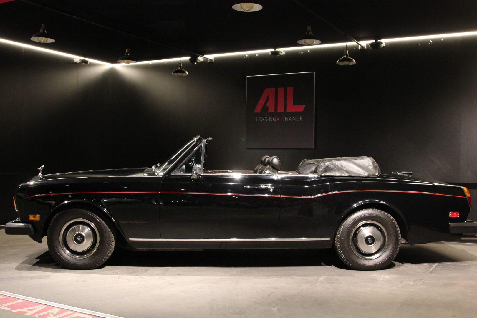 AIL Rolls Royce Corniche I Cabrio  14