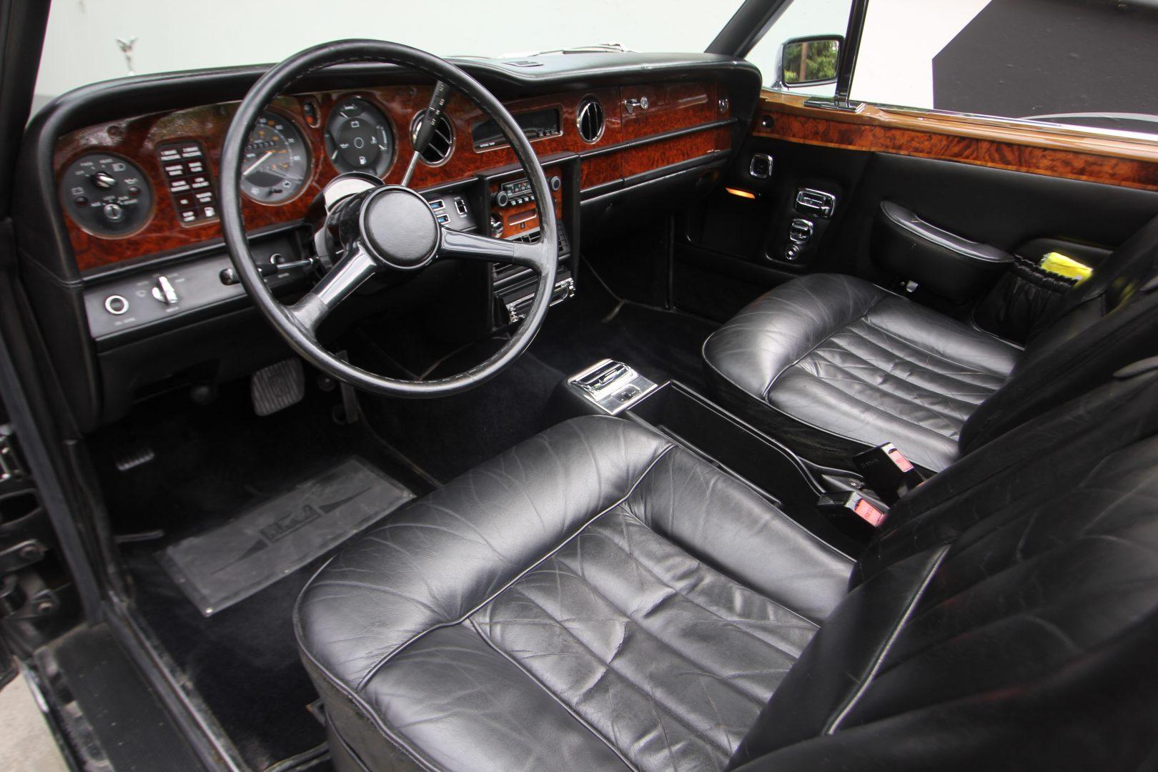 AIL Rolls Royce Corniche I Cabrio  2