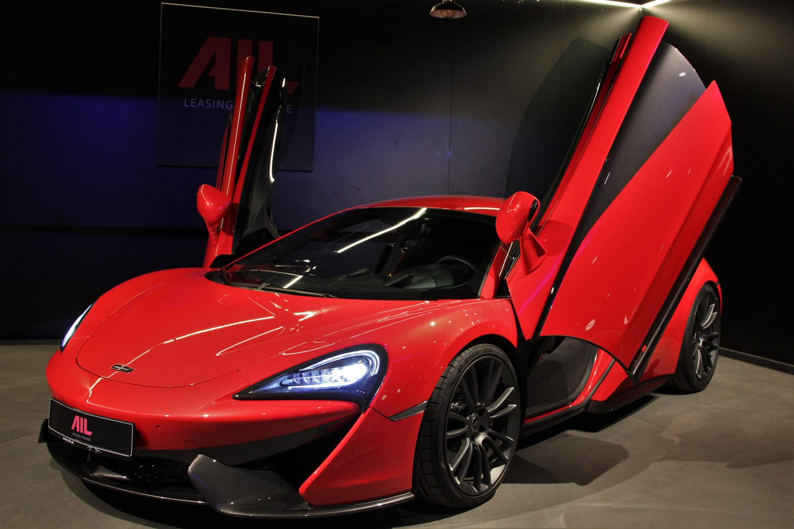 AIL McLaren 570S Carbon Paket  14