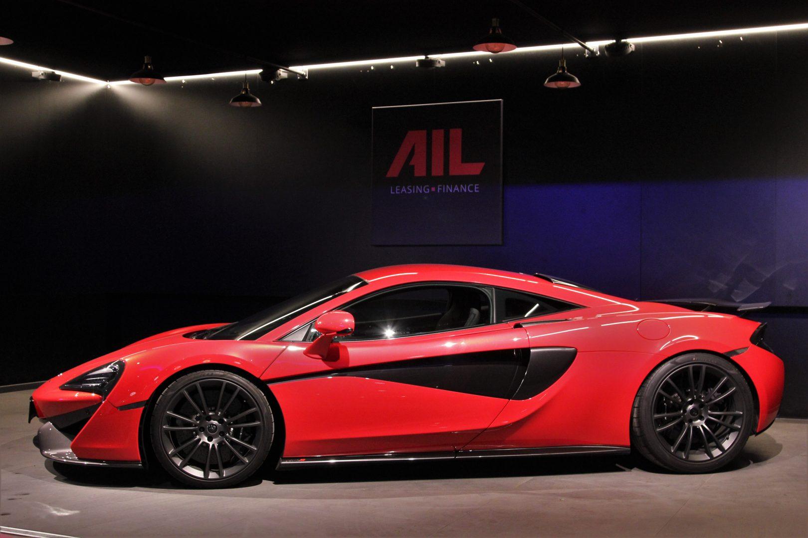 AIL McLaren 570S Carbon Paket  5