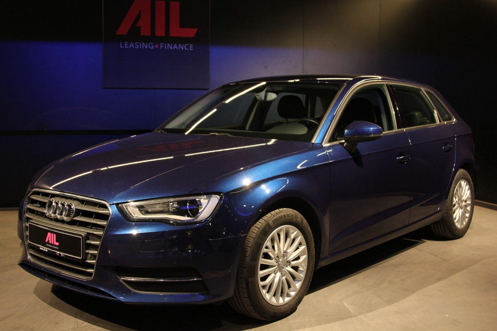 AIL Audi A3 Sportback Ambiente quattro 9