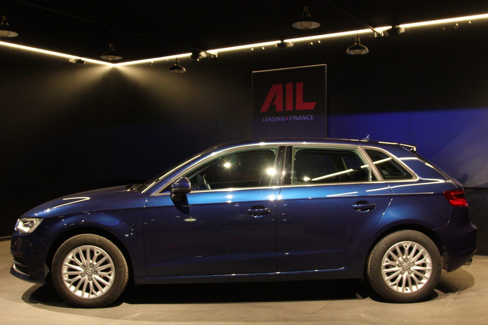 AIL Audi A3 Sportback Ambiente quattro 3