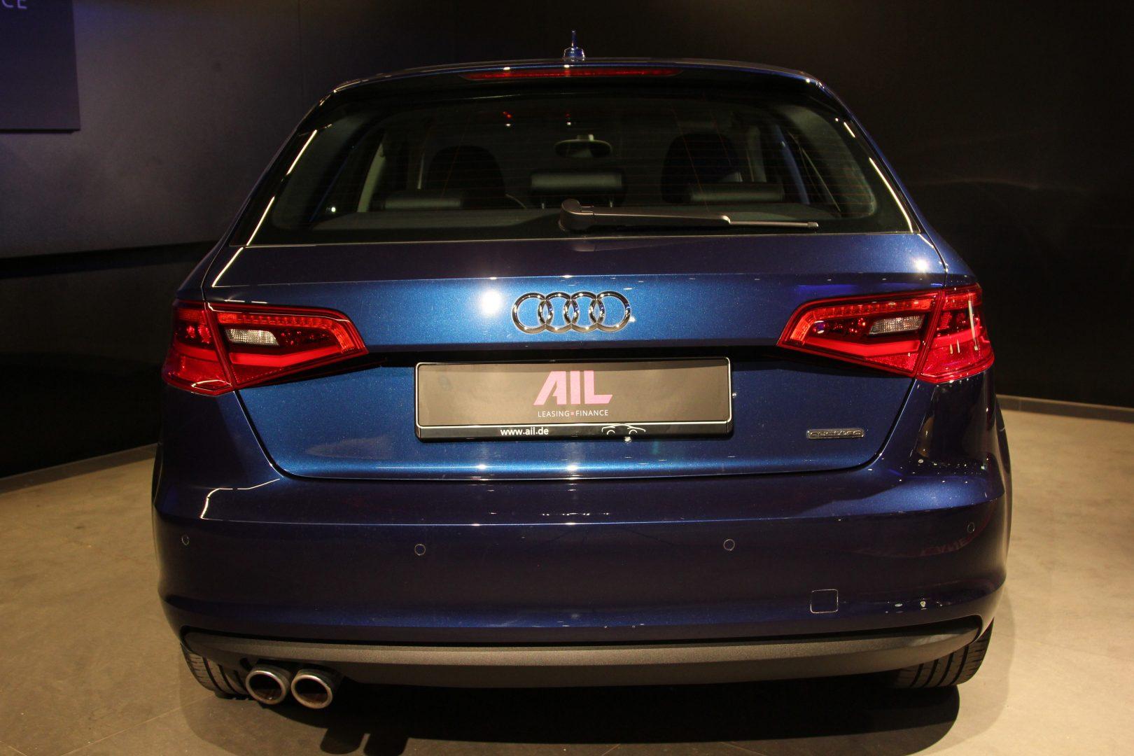 AIL Audi A3 Sportback Ambiente quattro 5