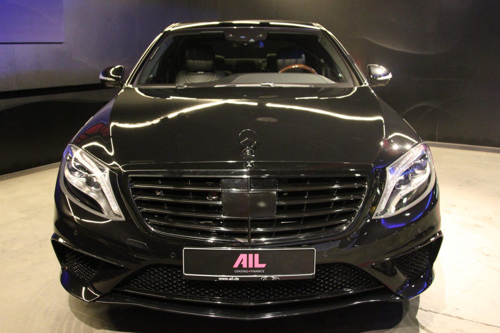 AIL Mercedes-Benz S350 Lang AMG BLACK line RSE  5