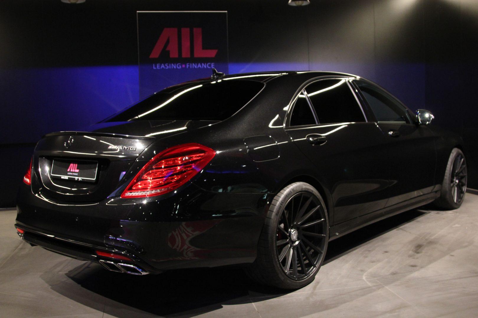 AIL Mercedes-Benz S350 Lang AMG BLACK line RSE  1