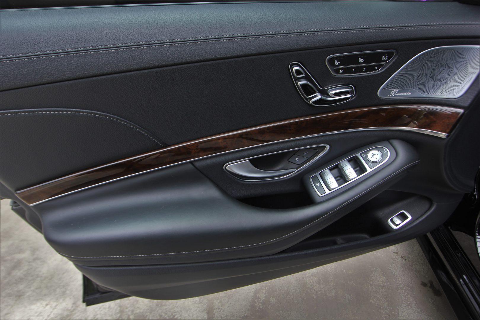 AIL Mercedes-Benz S350 Lang AMG BLACK line RSE  9