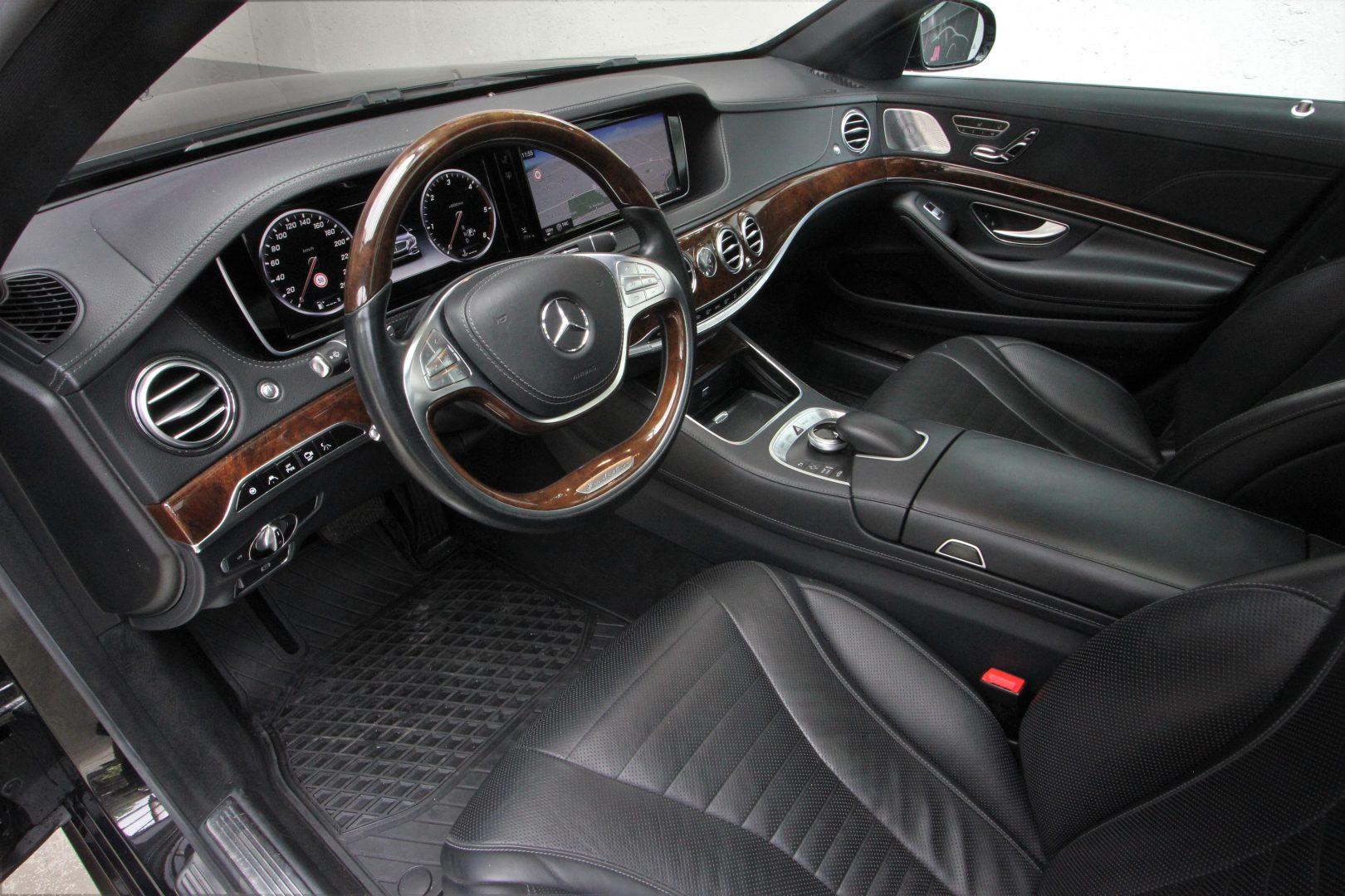 AIL Mercedes-Benz S350 Lang AMG BLACK line RSE  10