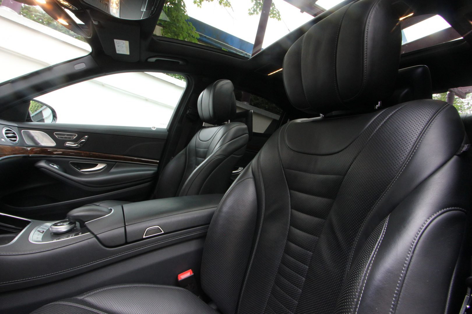 AIL Mercedes-Benz S350 Lang AMG BLACK line RSE  13