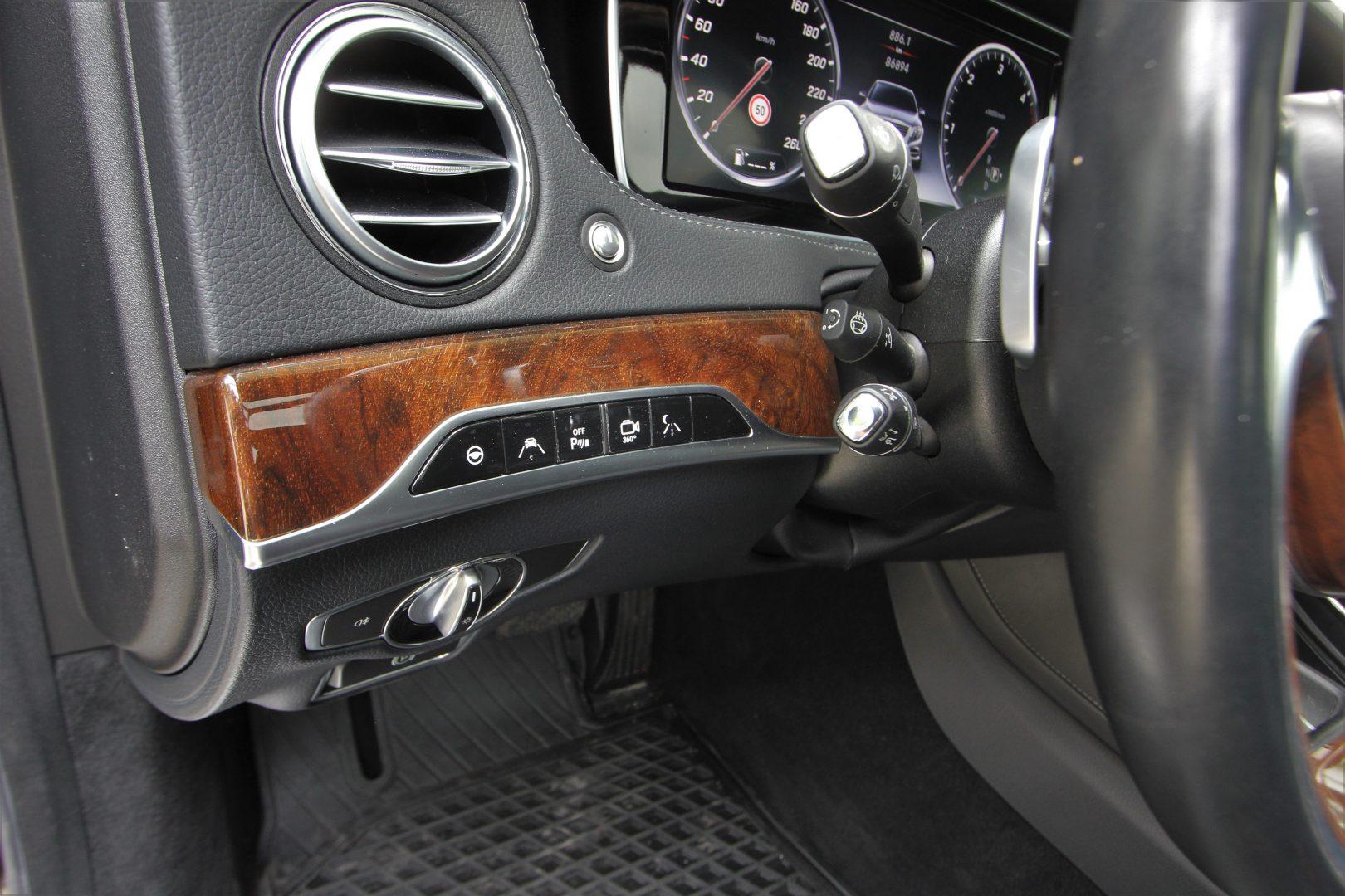 AIL Mercedes-Benz S350 Lang AMG BLACK line RSE  14