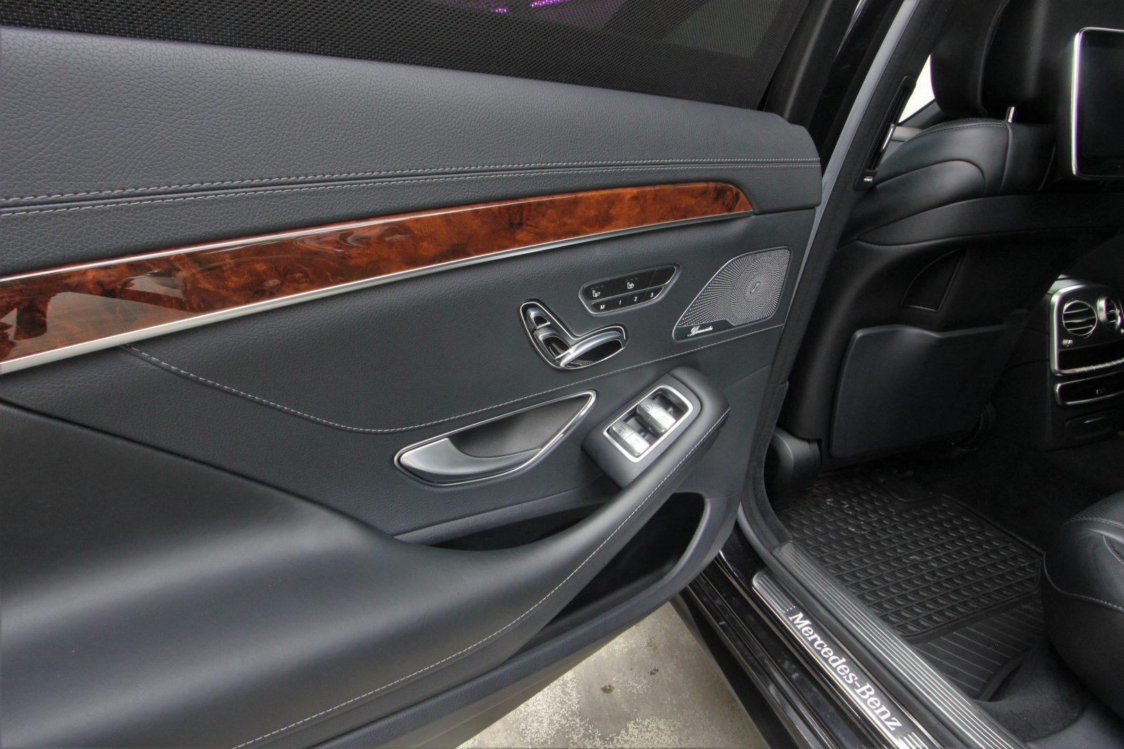 AIL Mercedes-Benz S350 Lang AMG BLACK line RSE  15