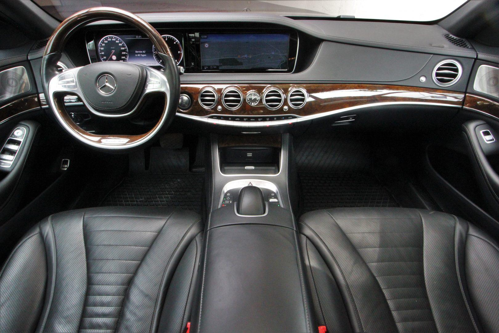 AIL Mercedes-Benz S350 Lang AMG BLACK line RSE  4
