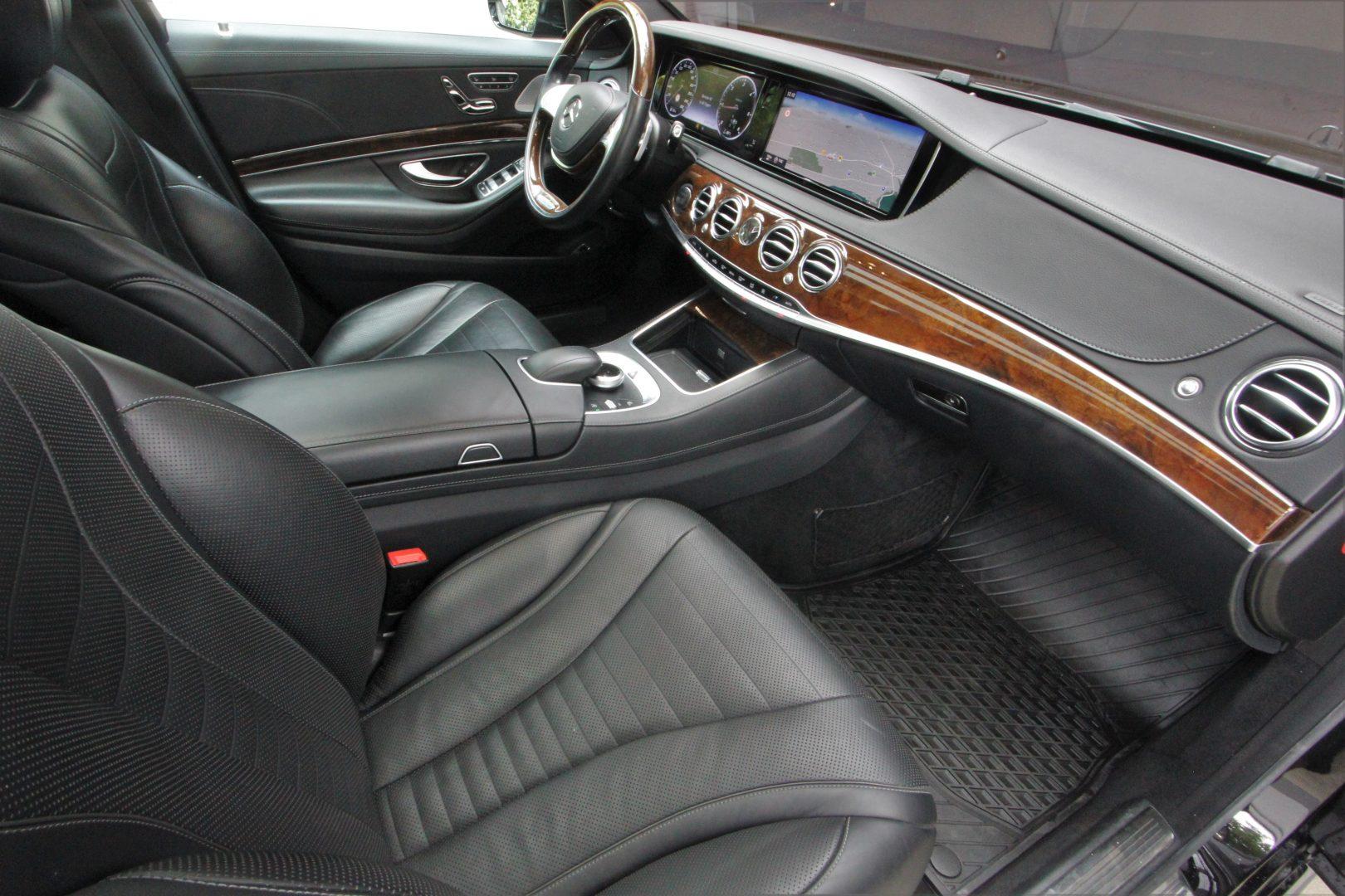 AIL Mercedes-Benz S350 Lang AMG BLACK line RSE  17