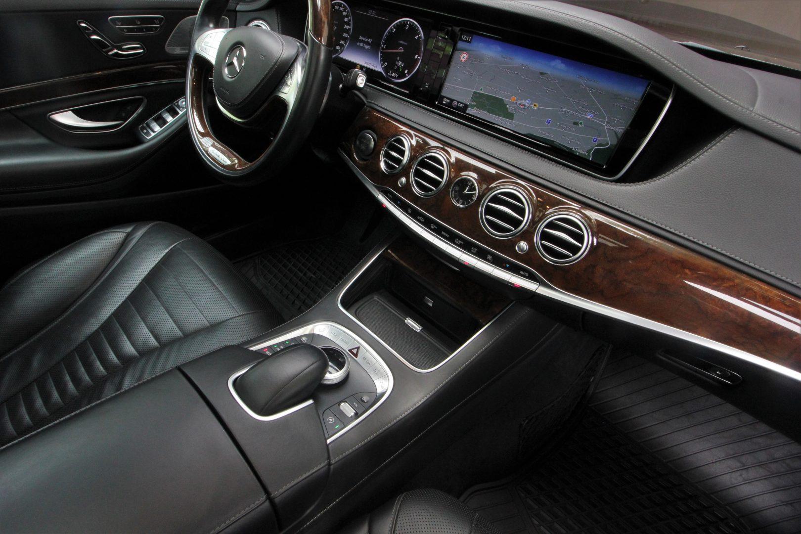 AIL Mercedes-Benz S350 Lang AMG BLACK line RSE  2