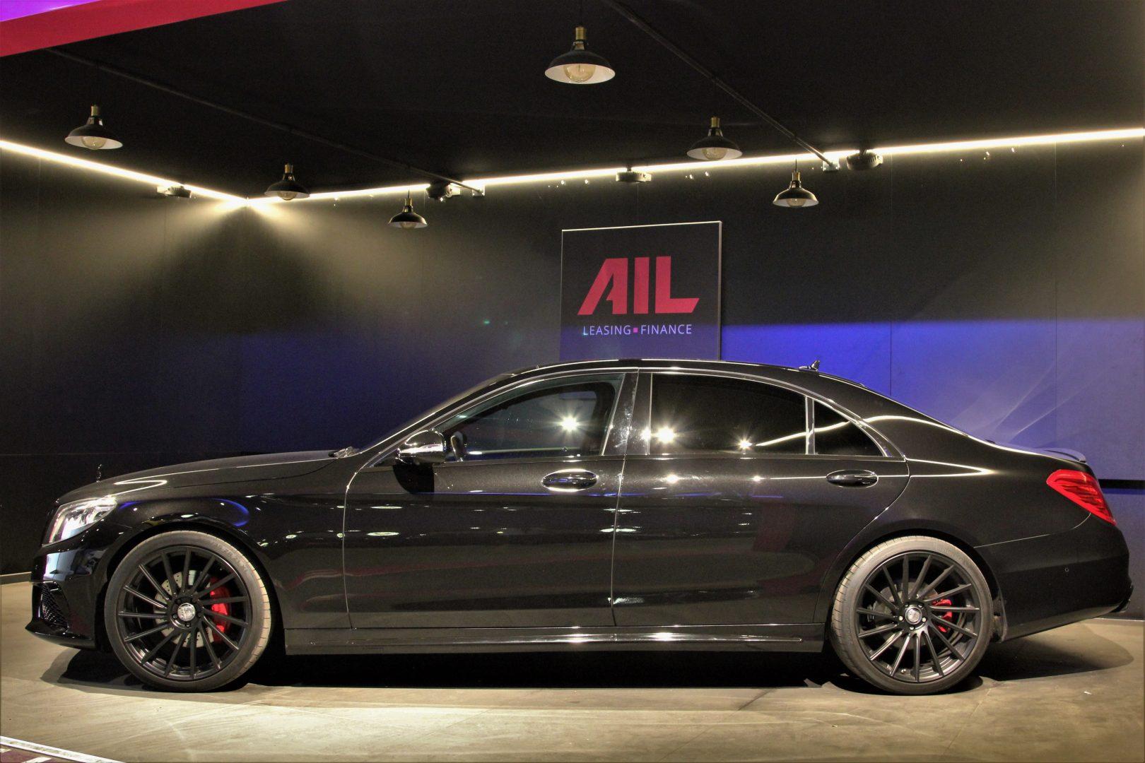 AIL Mercedes-Benz S350 Lang AMG BLACK line RSE  11