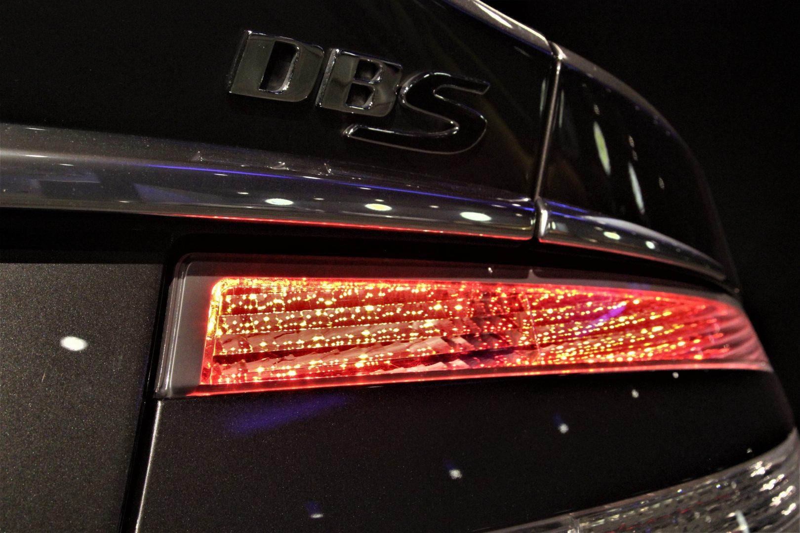 AIL Aston Martin DBS  12