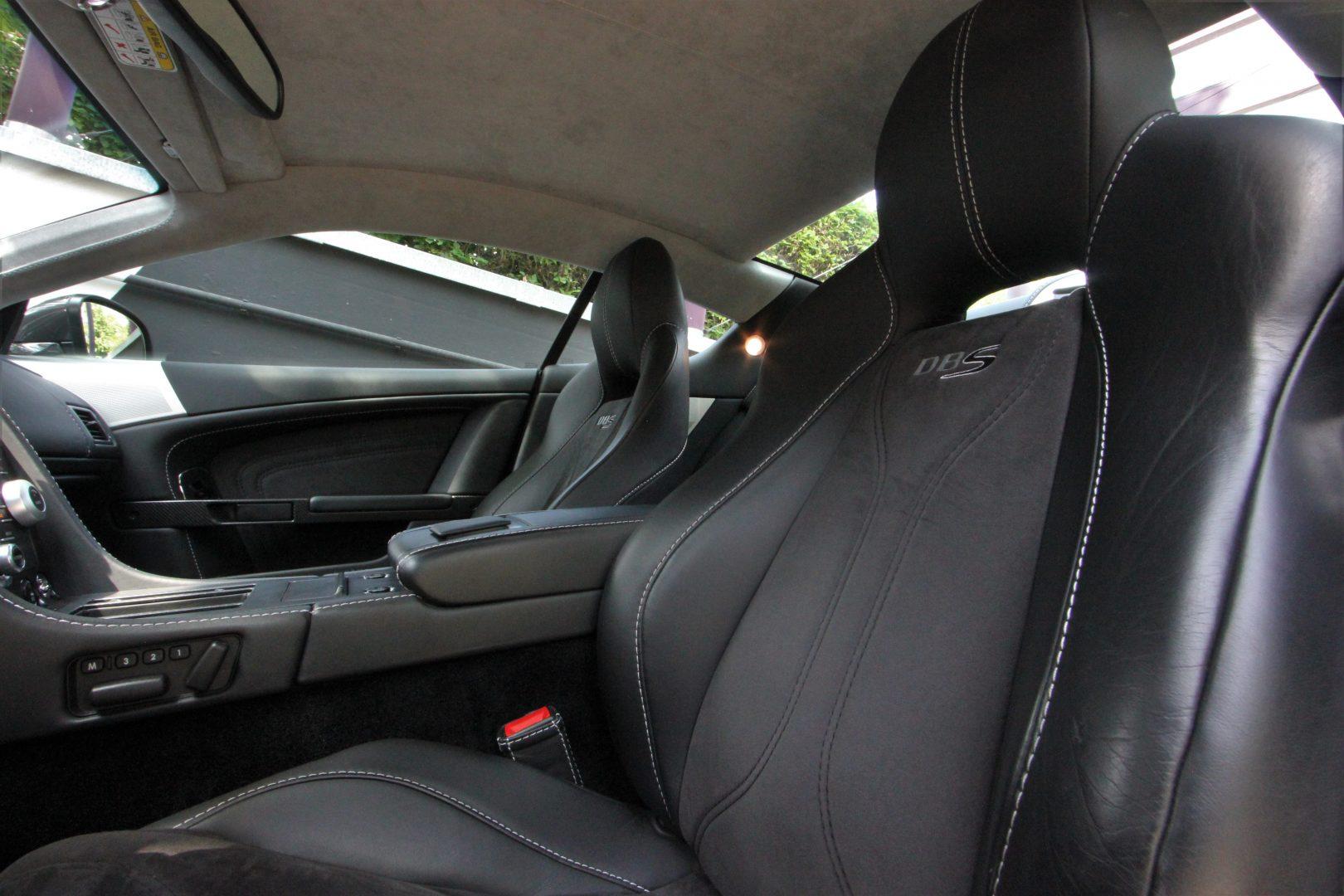 AIL Aston Martin DBS  6