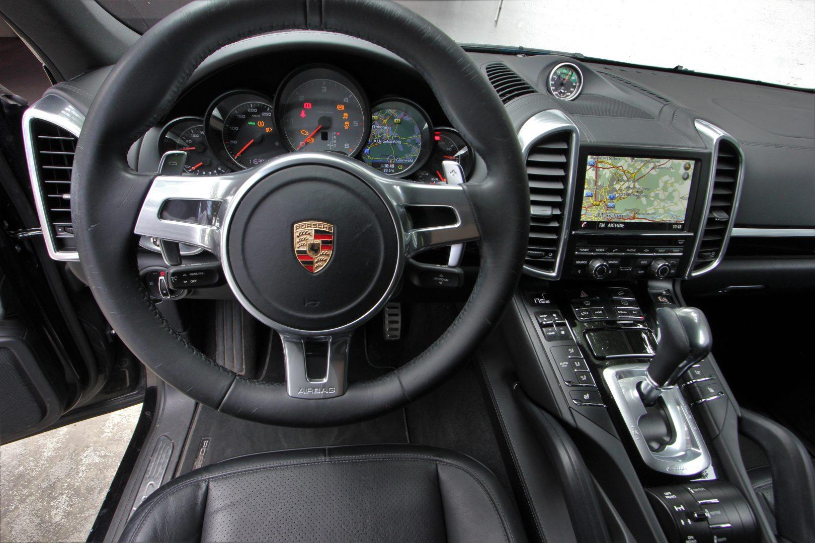AIL Porsche Cayenne S Diesel V8 Sport-Chrono-Paket 4
