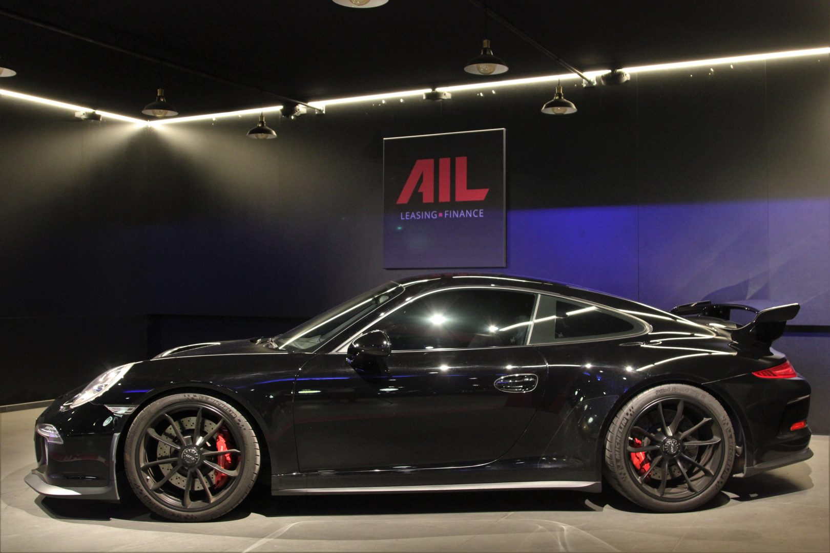 AIL Porsche 911 991 GT3 PDK Sound-Package Plus LIFT  1