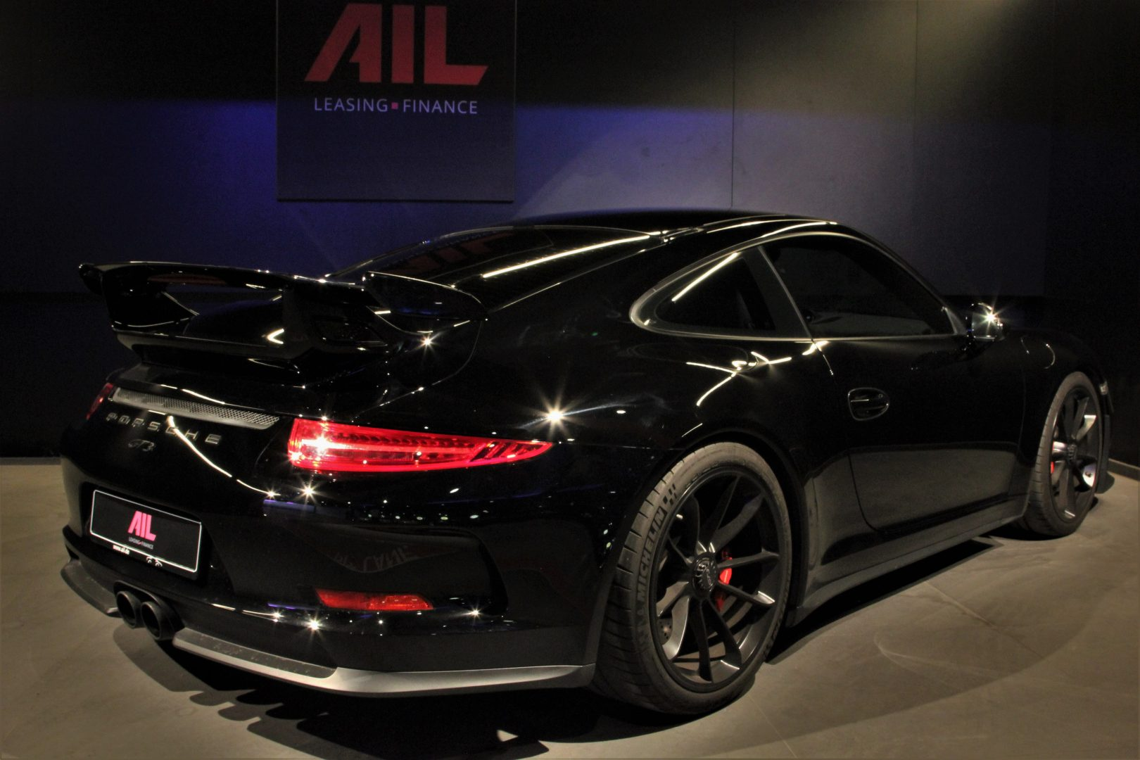 AIL Porsche 911 991 GT3 PDK Sound-Package Plus LIFT  3