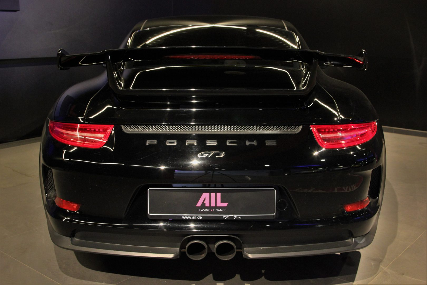 AIL Porsche 911 991 GT3 PDK Sound-Package Plus LIFT  5
