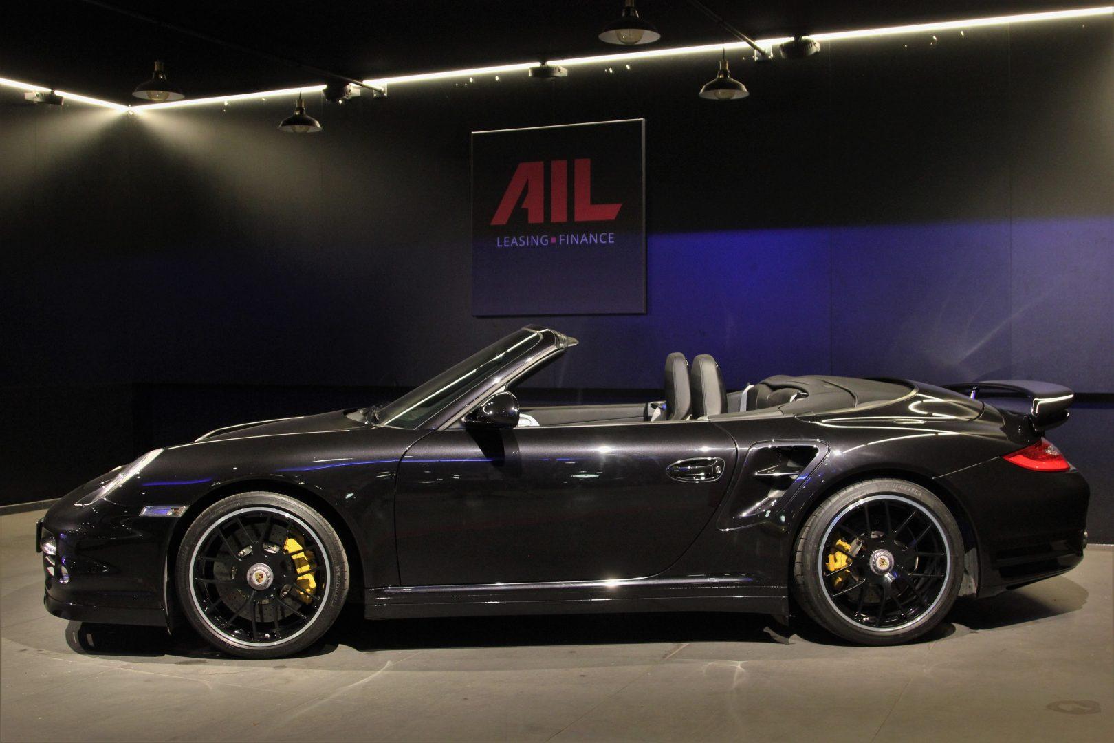 AIL Porsche 911 997 Turbo S PCCB Bose PDK 7