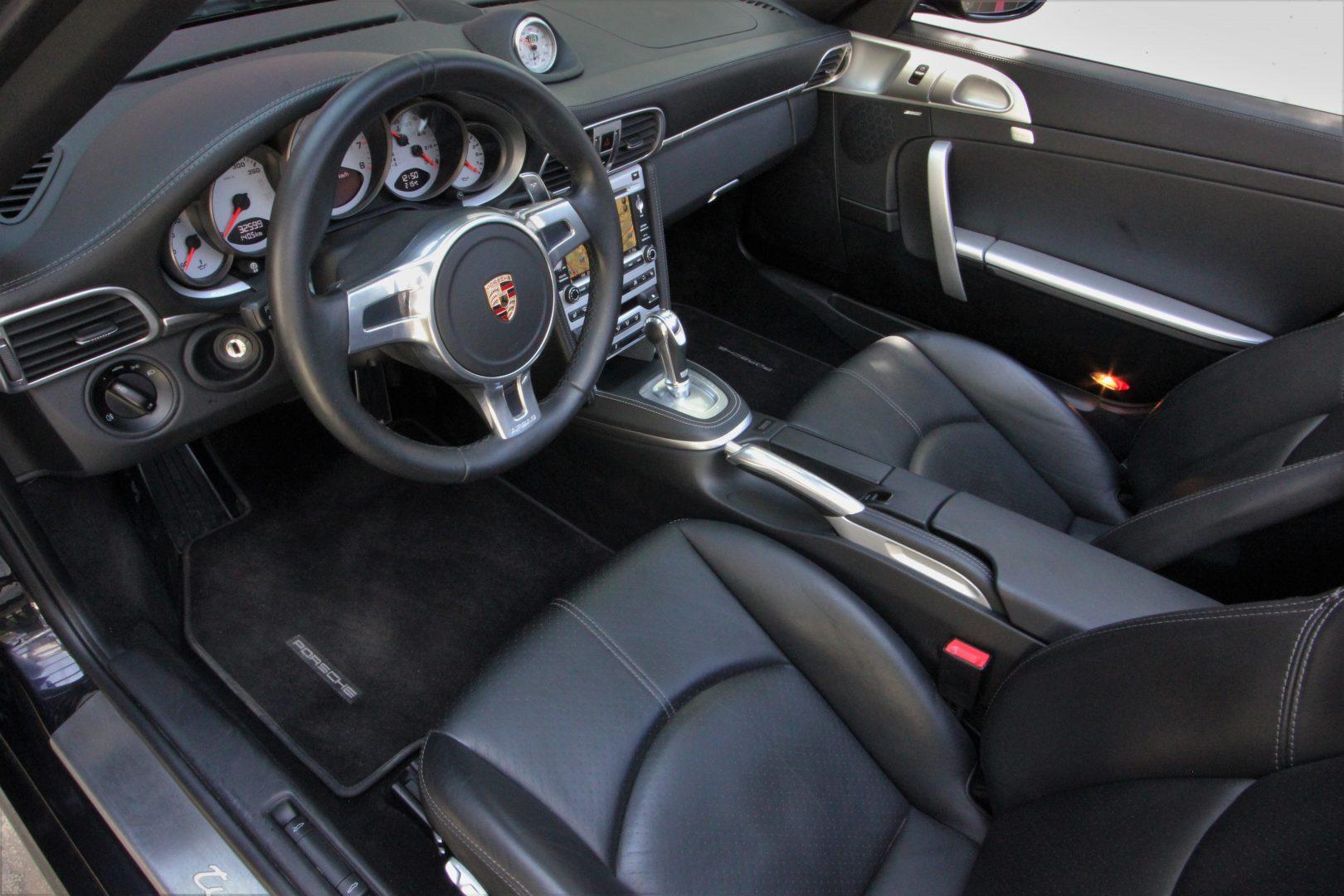 AIL Porsche 911 997 Turbo S PCCB Bose PDK 2