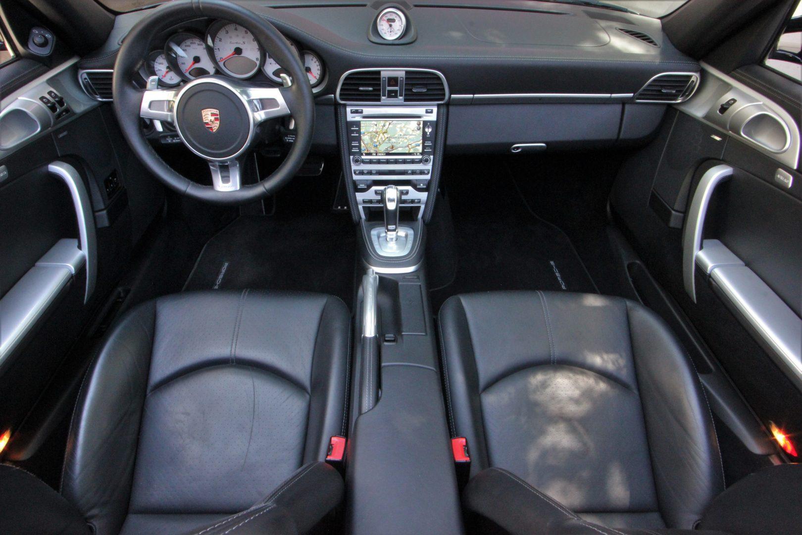 AIL Porsche 911 997 Turbo S PCCB Bose PDK 6