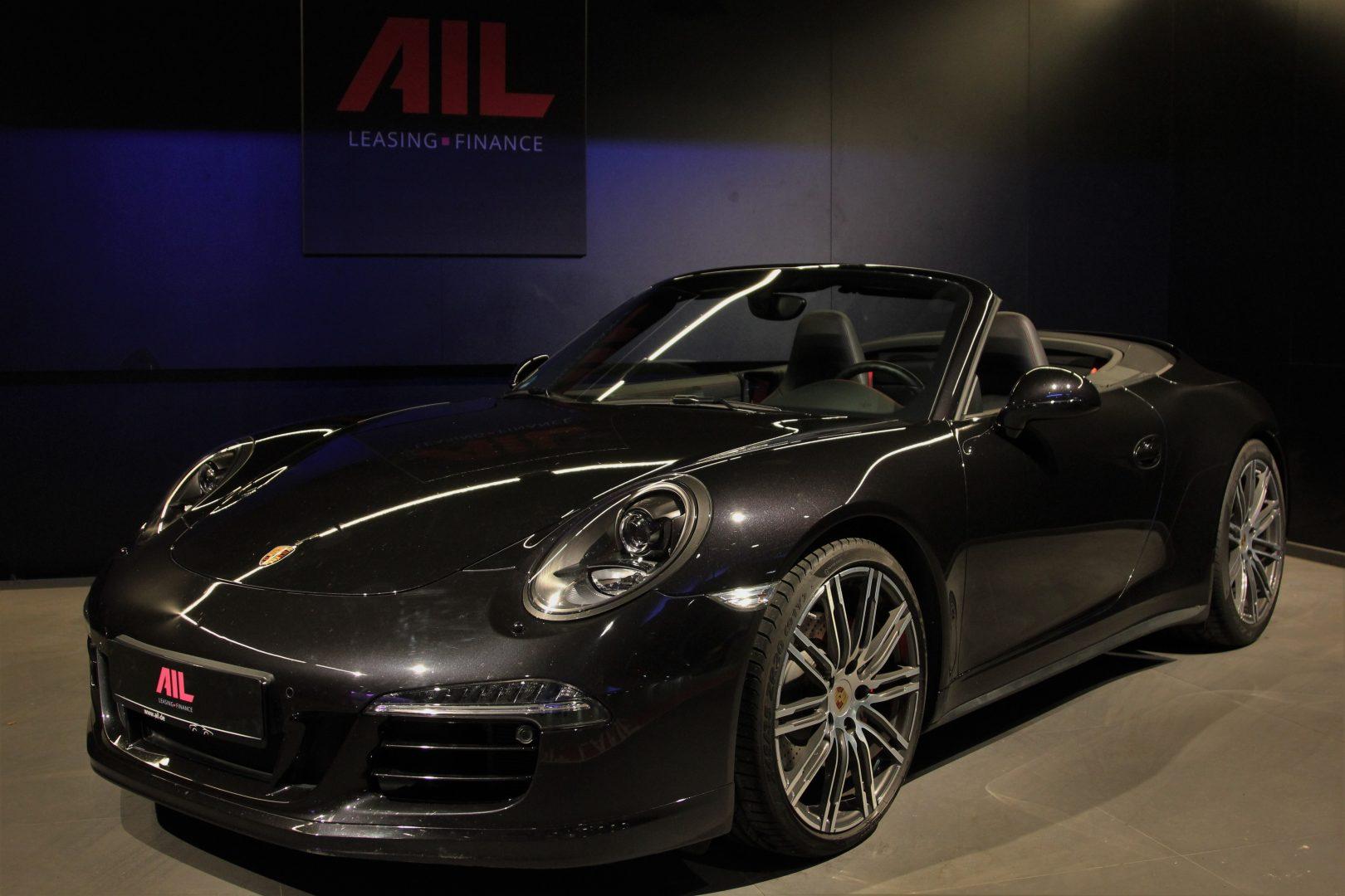 AIL Porsche 911 991 Carrera 4S Cabriolet 14
