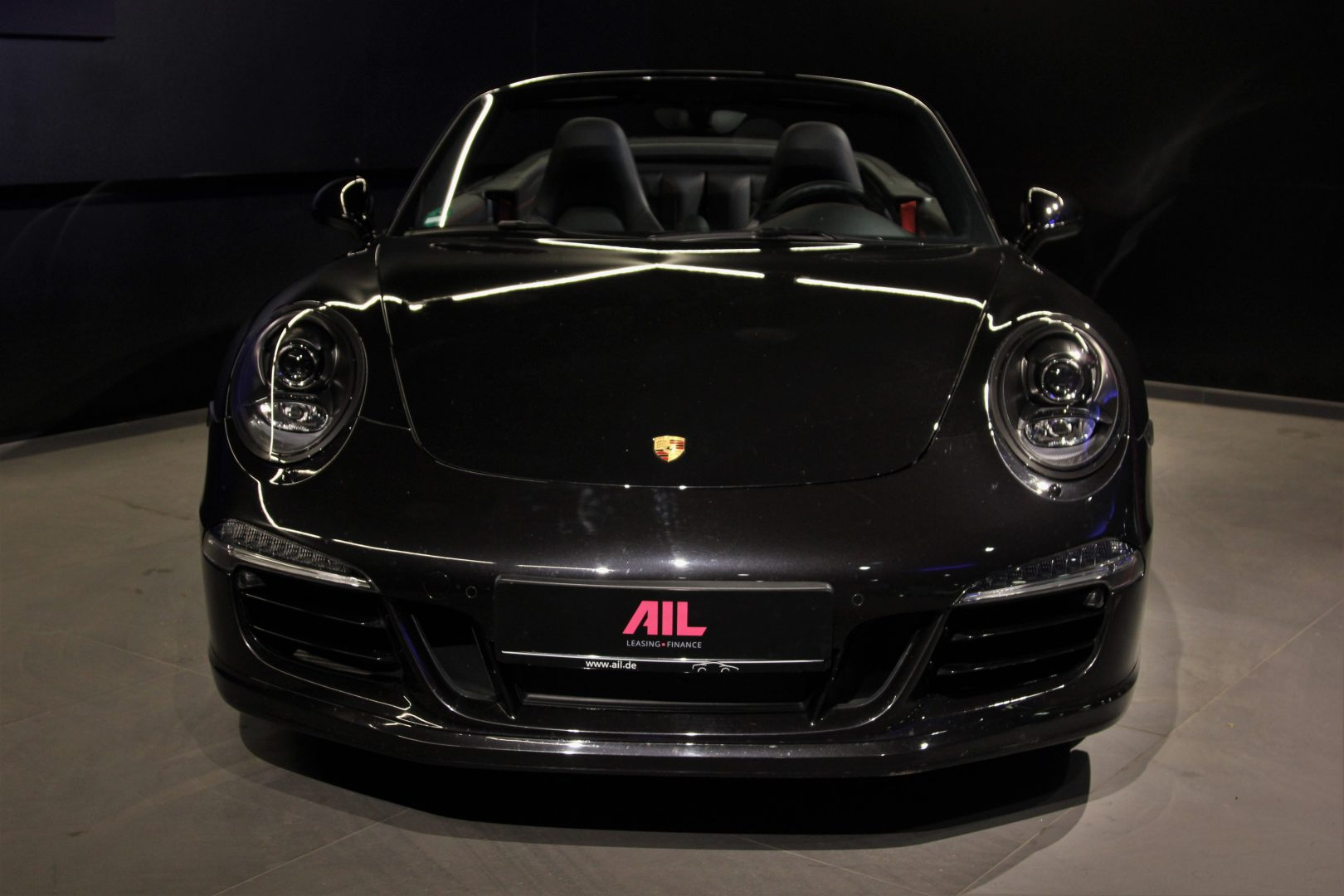 AIL Porsche 911 991 Carrera 4S Cabriolet 12