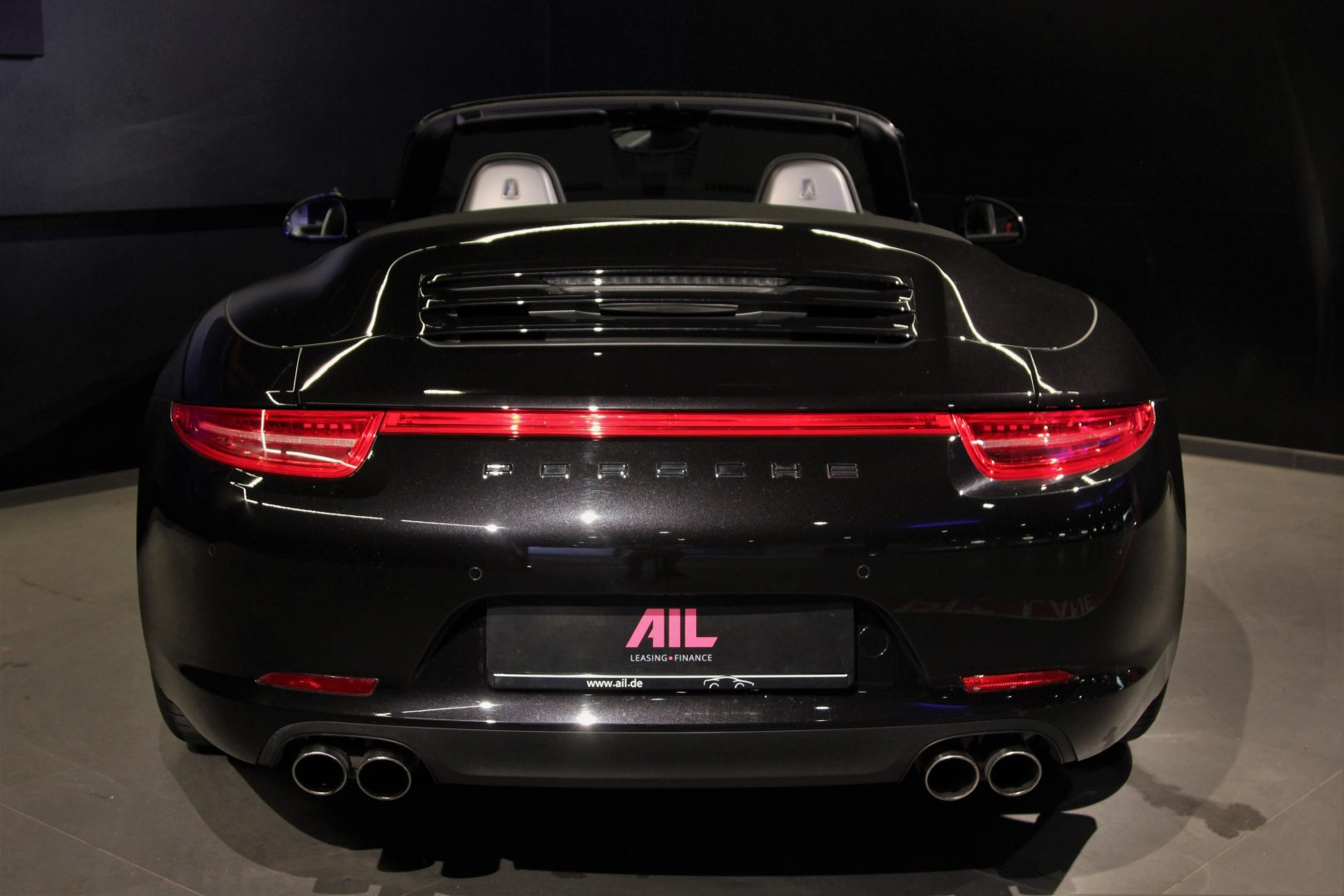 AIL Porsche 911 991 Carrera 4S Cabriolet 9