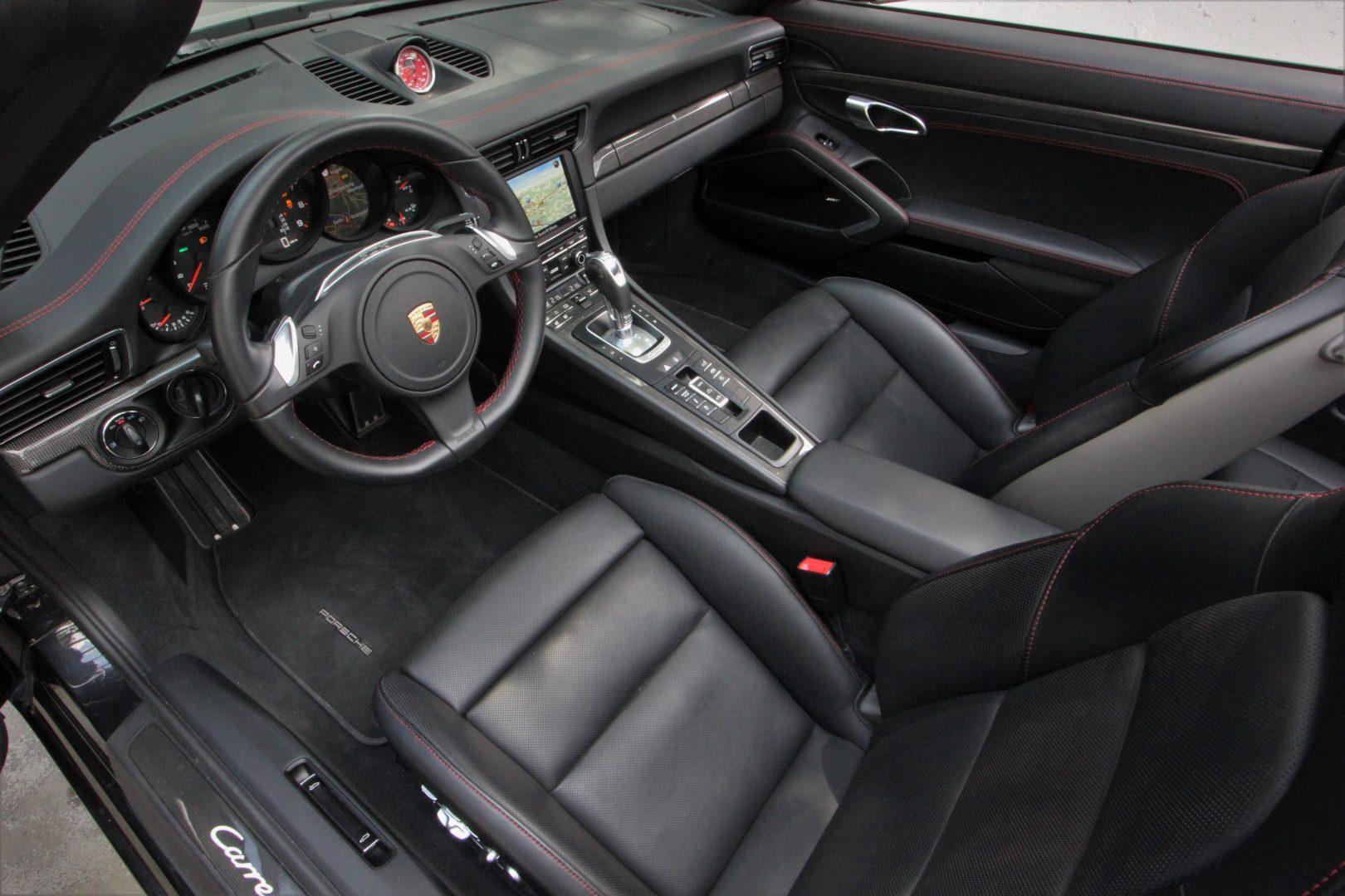 AIL Porsche 911 991 Carrera 4S Cabriolet 2