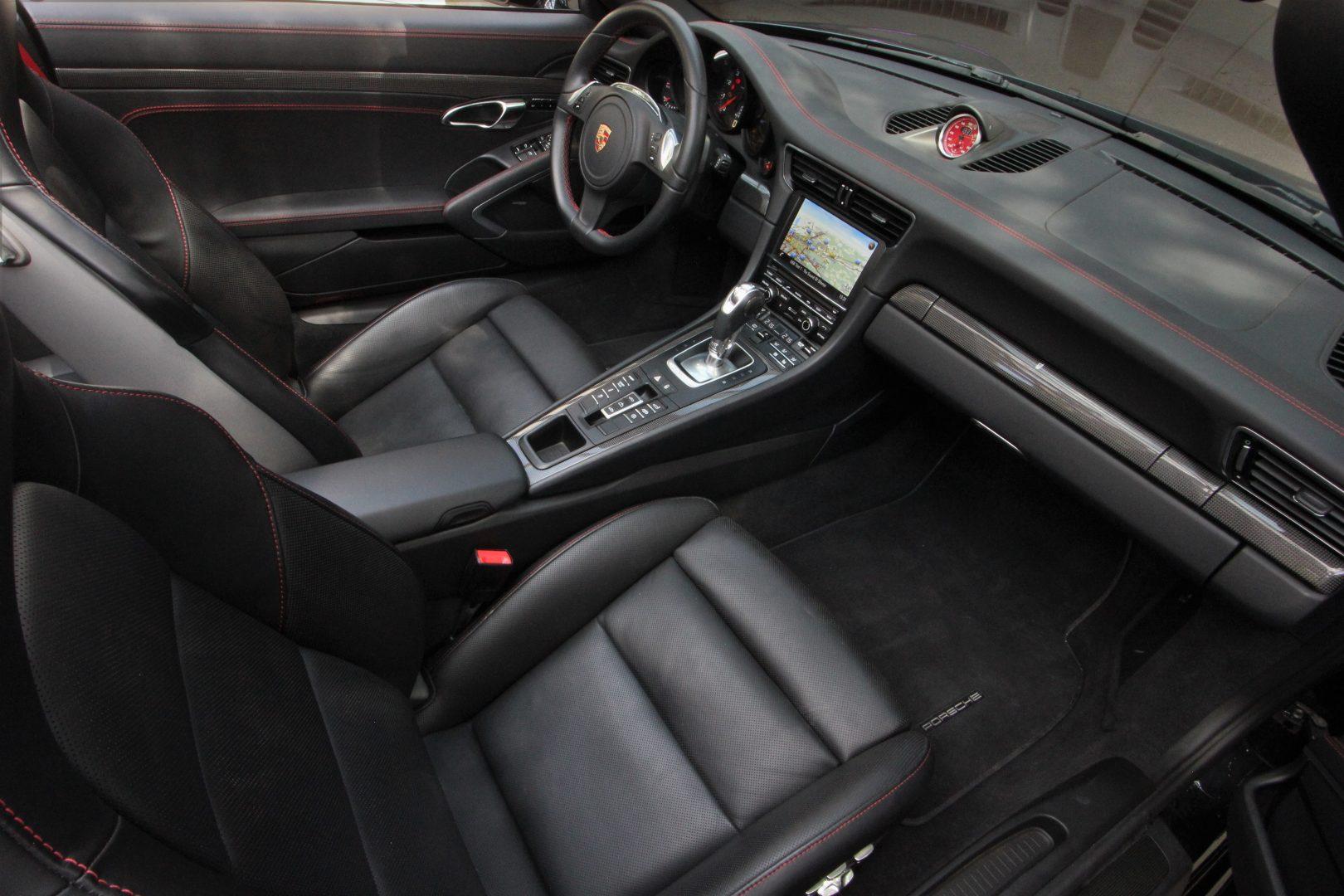 AIL Porsche 911 991 Carrera 4S Cabriolet 3