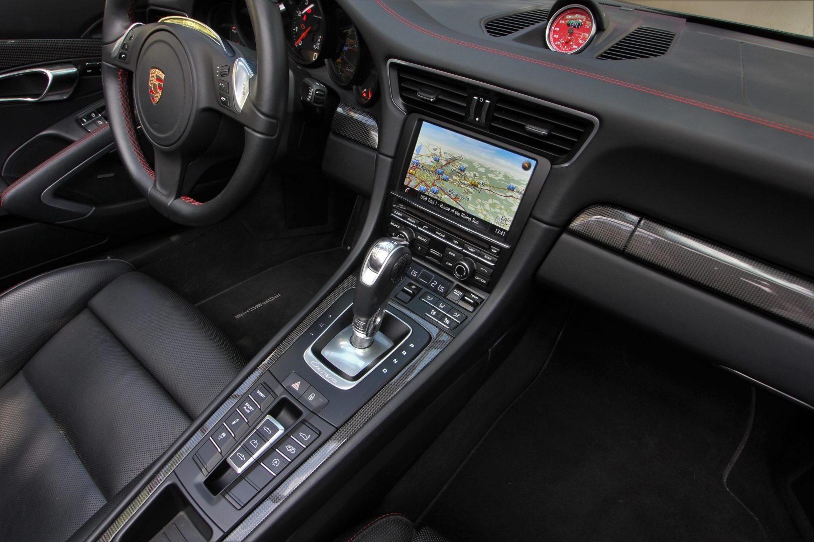 AIL Porsche 911 991 Carrera 4S Cabriolet 6