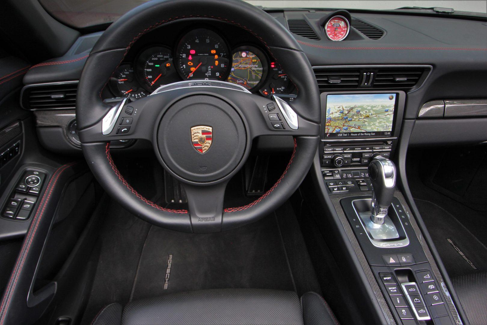AIL Porsche 911 991 Carrera 4S Cabriolet 4