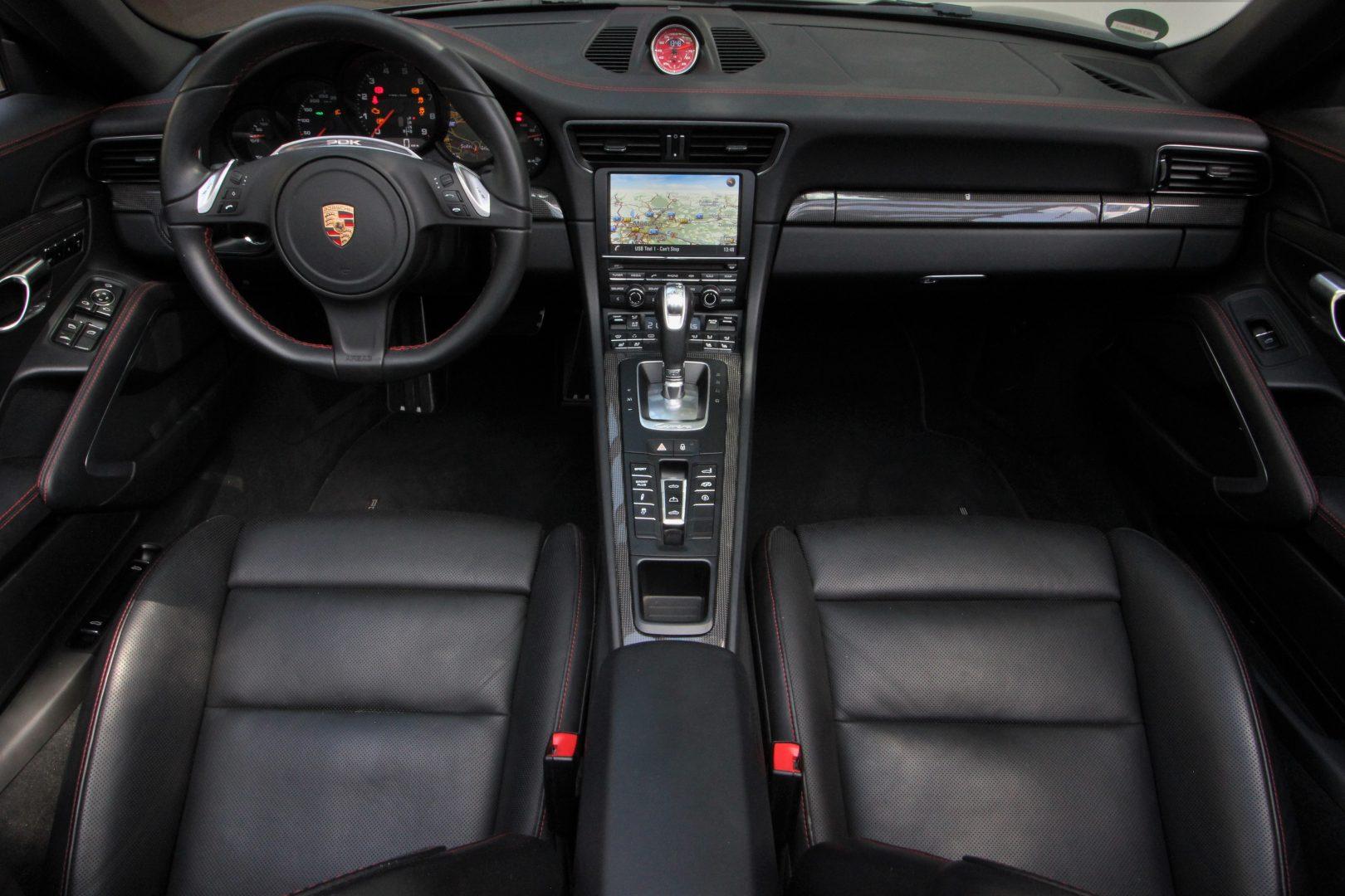 AIL Porsche 911 991 Carrera 4S Cabriolet 5