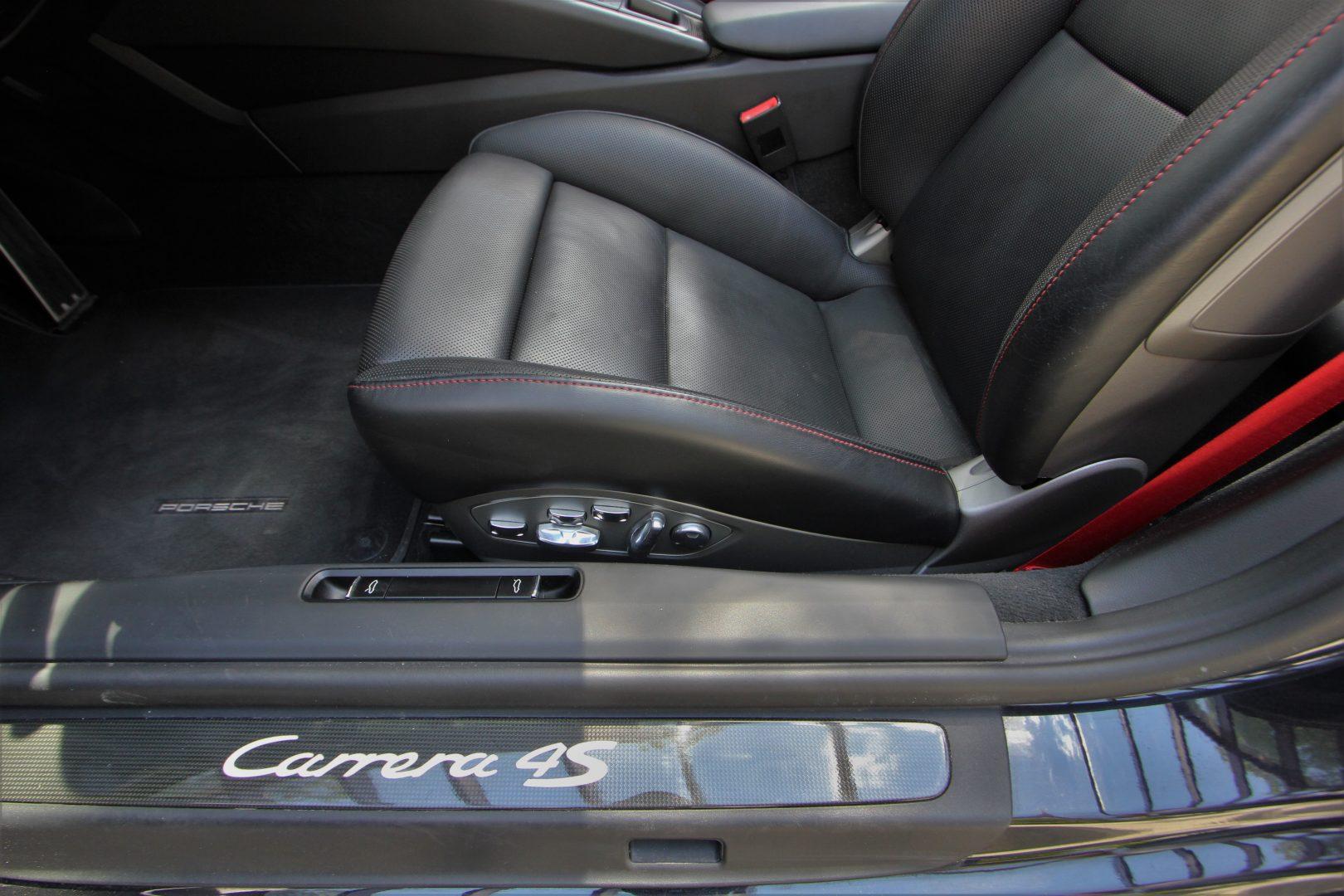 AIL Porsche 911 991 Carrera 4S Cabriolet 13