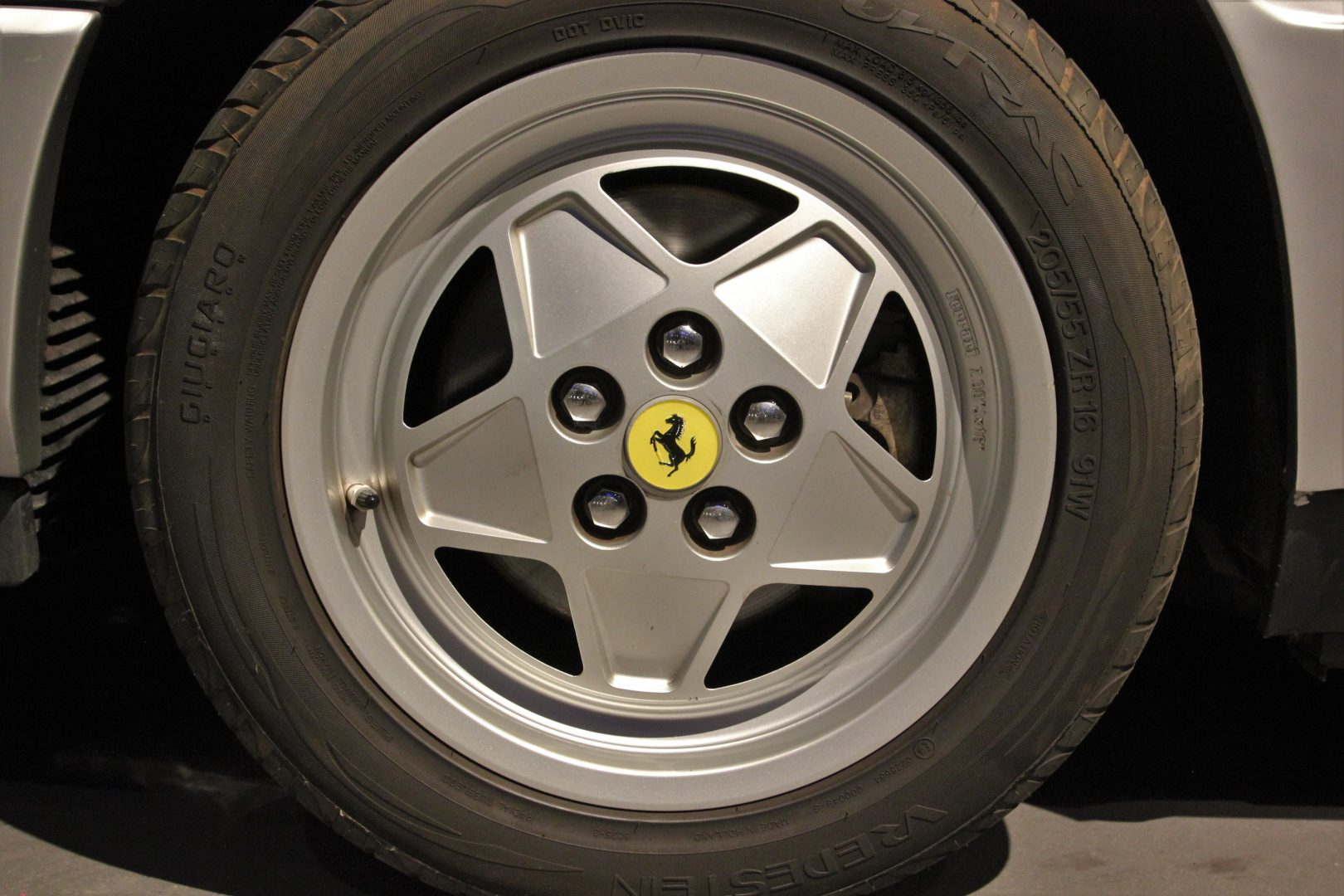AIL Ferrari Mondial T Cabriolet 3,4 V8 6